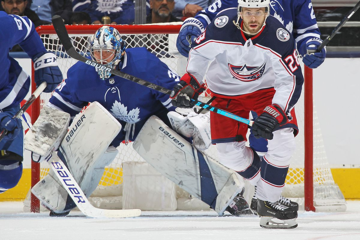 Toronto Maple Leafs Vs Columbus Blue Jackets – 2020 Playoff Series Preview
