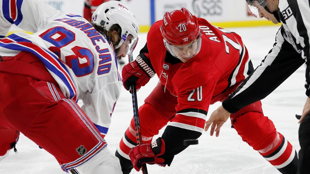 New York Rangers Vs Carolina Hurricanes – NHL Game Day Preview: 08.01.2020