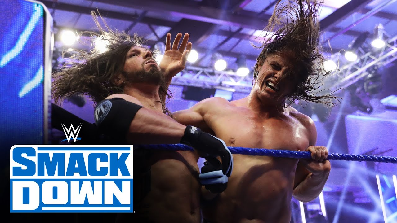 WWE Smackdown Preview and Predictions: July 17, 2020