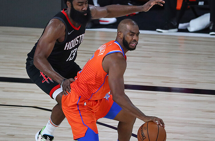 Oklahoma City Thunder vs. Houston Rockets – NBA Playoff and Game Day Preview