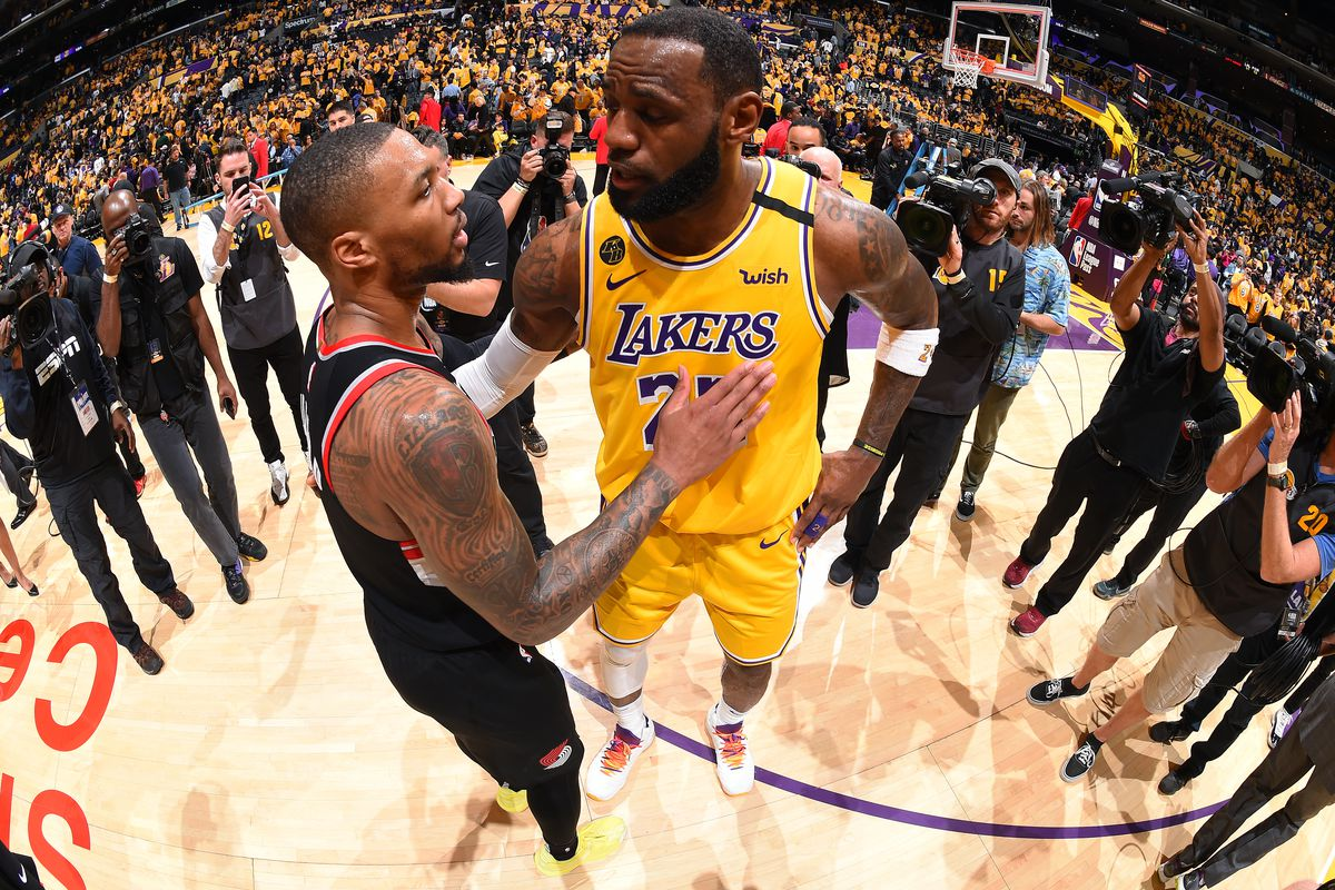 Portland Trail Blazers vs. Los  Angeles Lakers -NBA Playoff Series and Game Day Preview