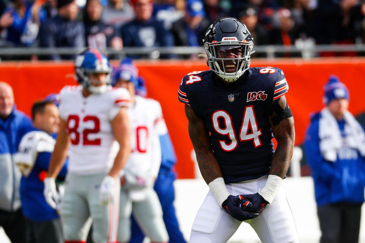 New York Giants Vs Chicago Bears – Game Day Preview: 09.20.2020