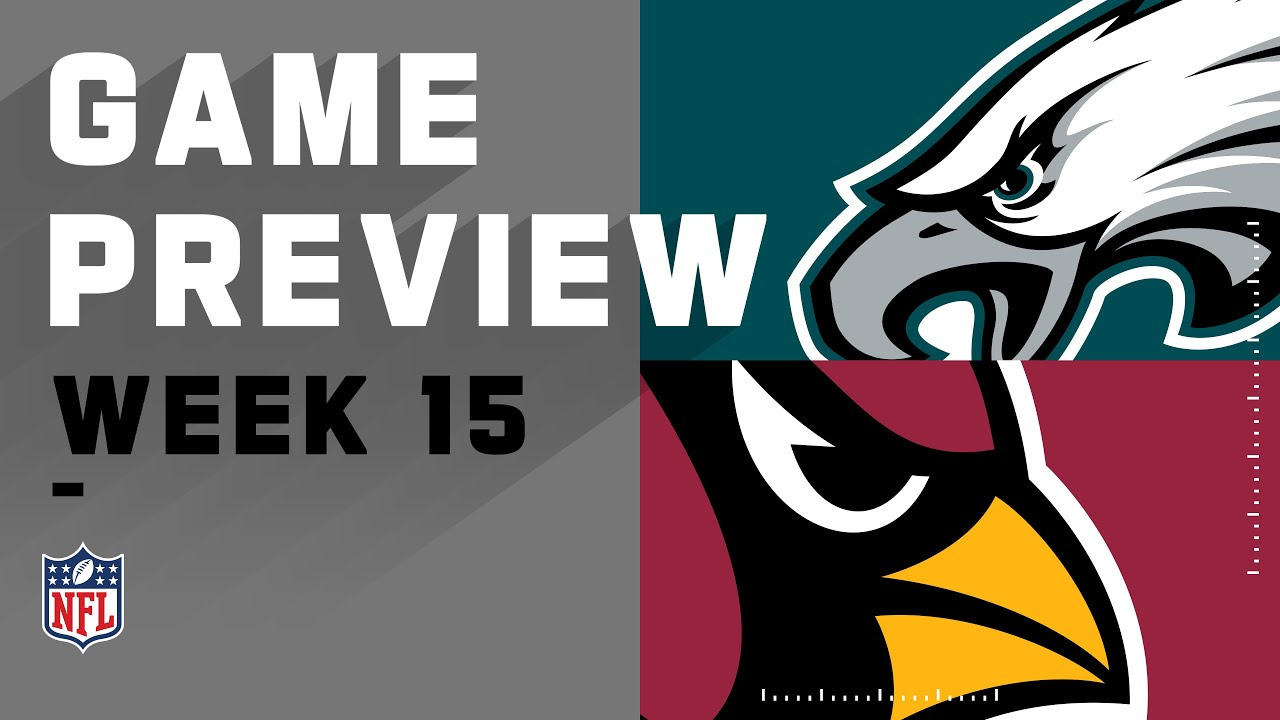 Philadelphia Eagles Vs Arizona Cardinals-Game Day Preview: 12.20.2020