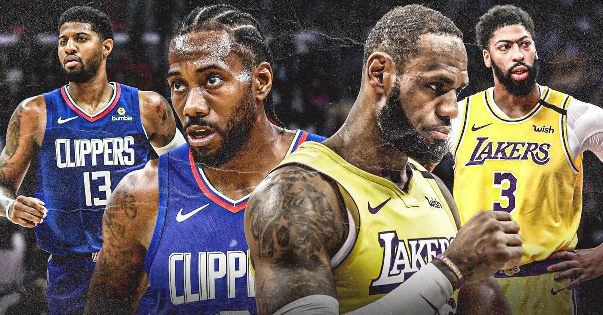 LA Clippers Vs LA Lakers-Game Day Preview: 12.22.2020