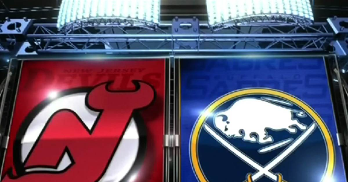 New Jersey Devils Vs Buffalo Sabres – NHL Game Day Preview: 01.31.2021