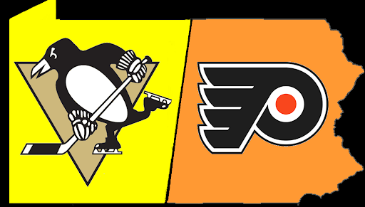 Penguins Vs Philadelphia Flyers