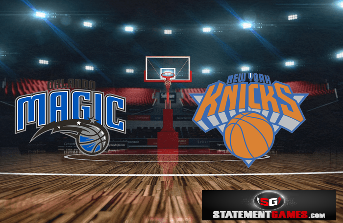 Orlando Magic VS New York Knicks-Game Day Preview: 01.18.2021