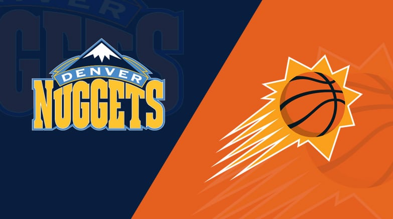 Nuggets Vs Phoenix Suns