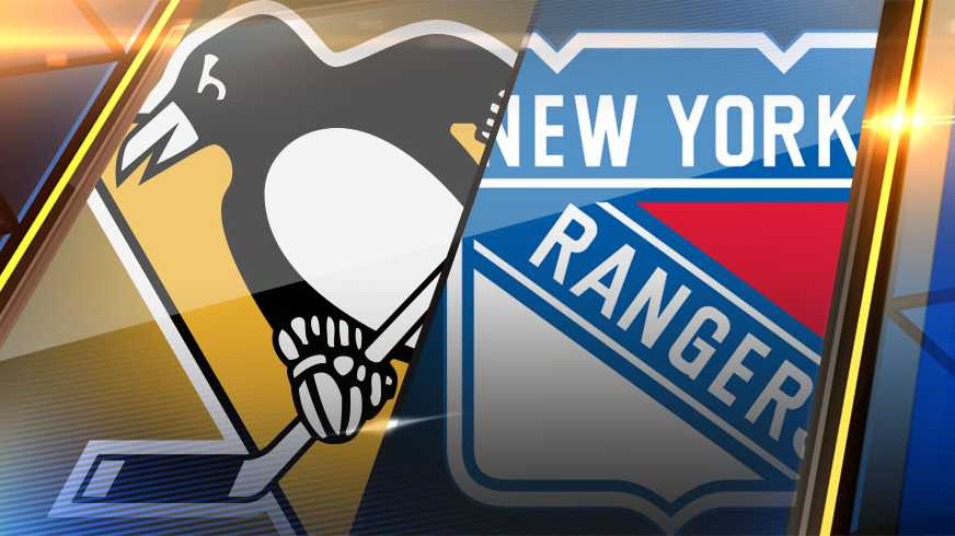 Pittsburgh Penguins Vs New York Rangers – NHL Game Day Preview: 02.01.2021