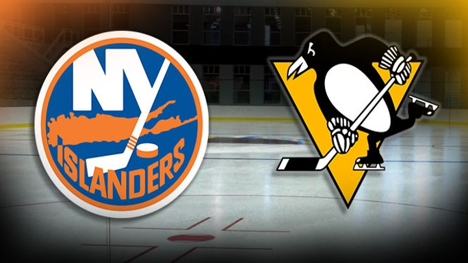 Islanders Vs Pittsburgh Penguins