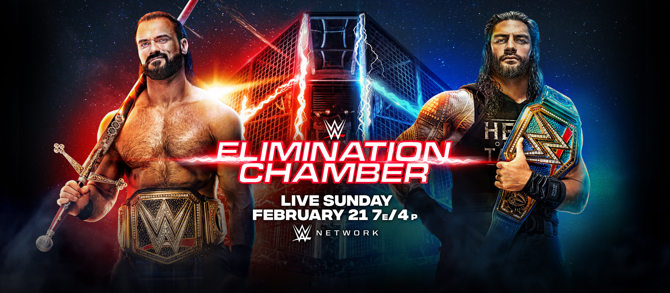 WWE ELIMINATION CHAMBER 2021 PREVIEW AND PREDICTIONS
