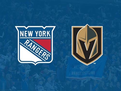 NHL New York Rangers Vs Vegas Golden Knights – Game Day Preview: 01.07.2018