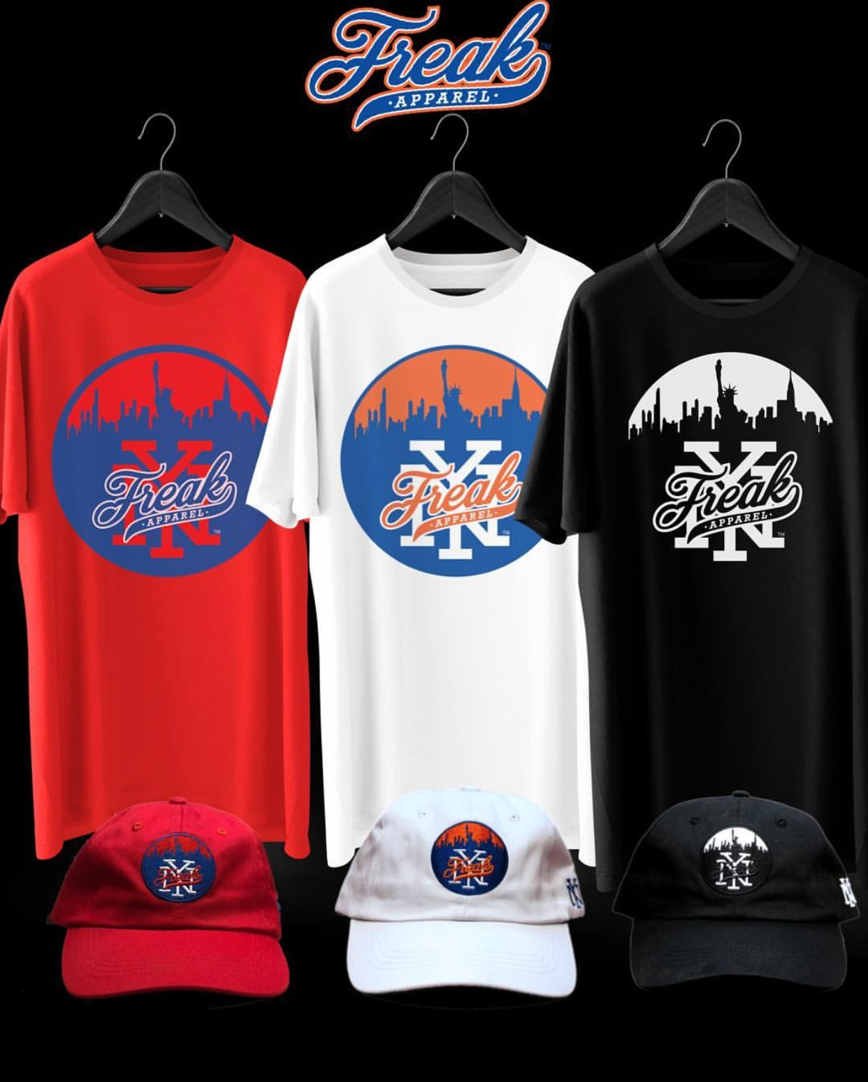 StatementGames Gaming Newsletter – Partnership With NY Freak Apparel
