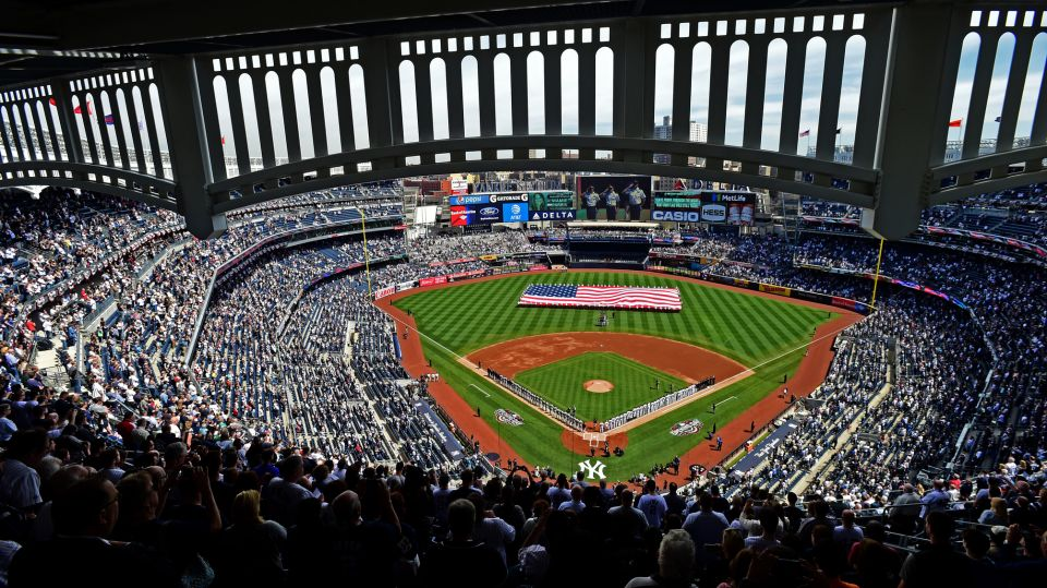 MLB Tampa Bay Rays Vs New York Yankees – Game Day Preview: NYY Home Opener 04.03.2018