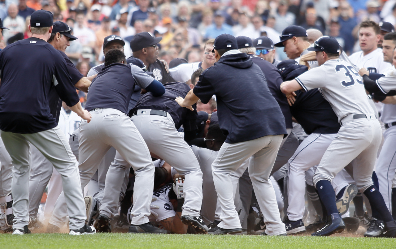 MLB New York Yankees Vs Detroit Tigers Game Day Preview: 04.13.2018