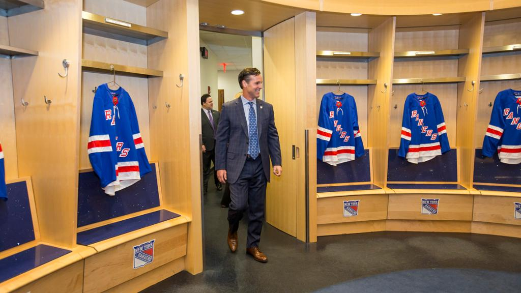 New York Rangers: Building For The Future