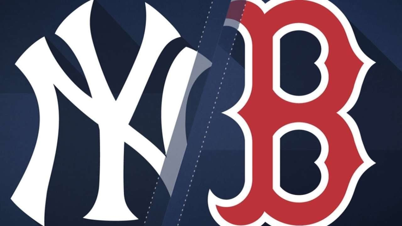 MLB Yankees Vs Red Sox – Game Day Preview: 08.02.2018