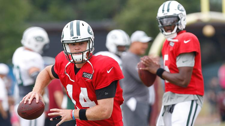 NFL New York Jets Vs Detroit Lions - Game Day Preview