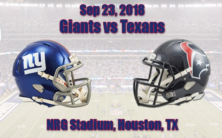 Giants Game Day Preview