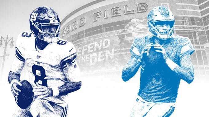 NFL New York Giants Vs Detroit Lions – Game Day Preview 10.27.2019