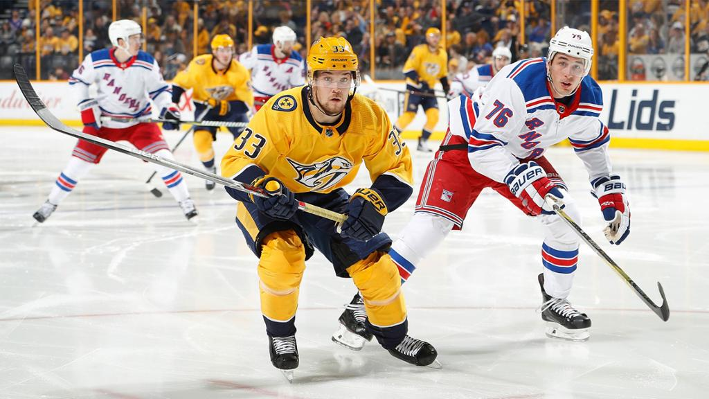 NHL New York Rangers Vs Nashville Predators – Game Day Preview: 11.02.2019