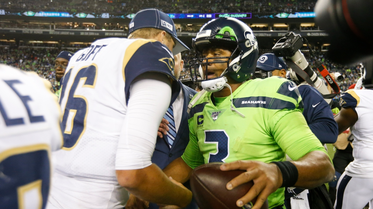 NFL Seattle Seahawks Vs Los Angeles Rams – Game Day Preview: 12.08.2019