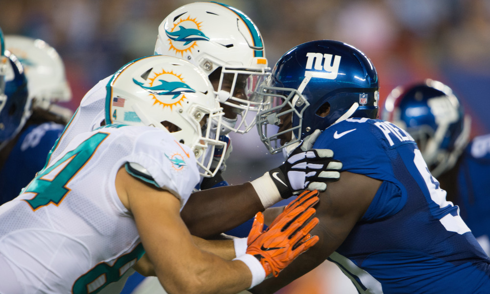 NFL Miami Dolphins Vs New York Giants Game Day Preview: 12.15.2019