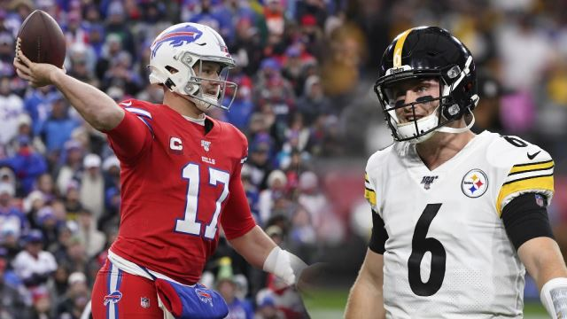 NFL Buffalo Bills Vs Pittsburgh Steelers Game Day Preview: 12.15.2019