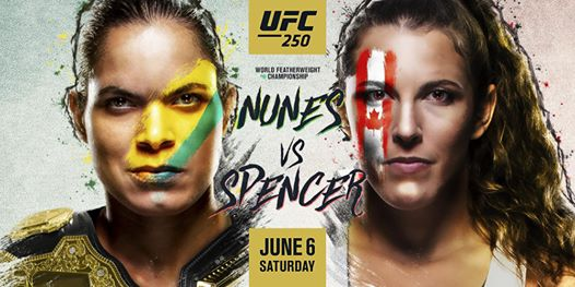 UFC 250 Fight Card Preview and Predictions