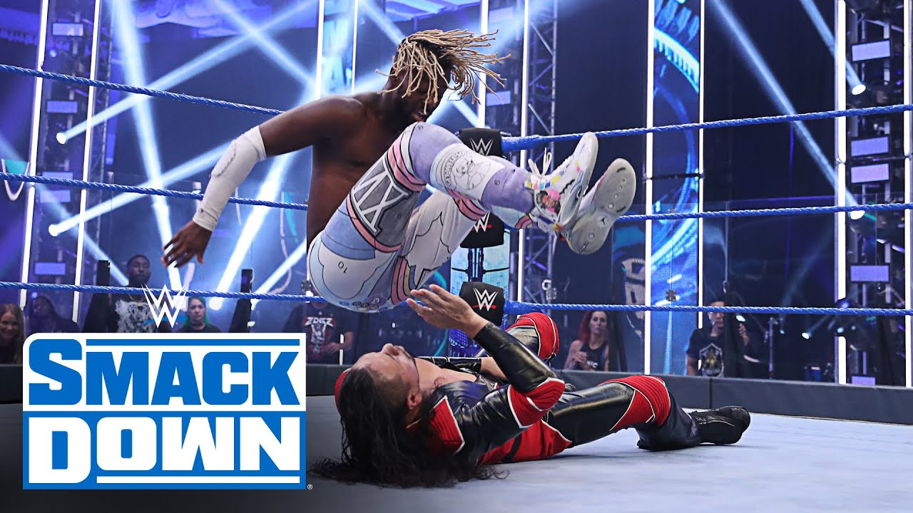 WWE Smackdown Preview and Predictions: July 10, 2020