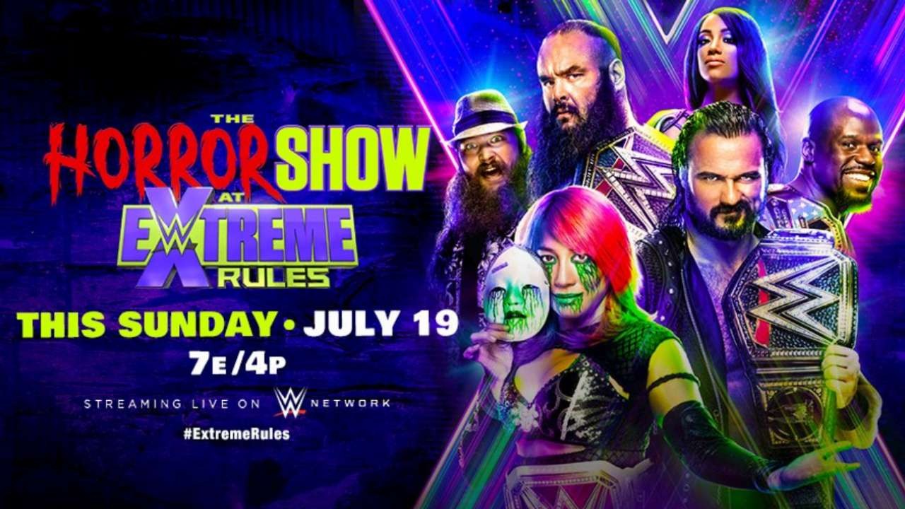WWE The Horror Show At Extreme Rules Preview and Predictions