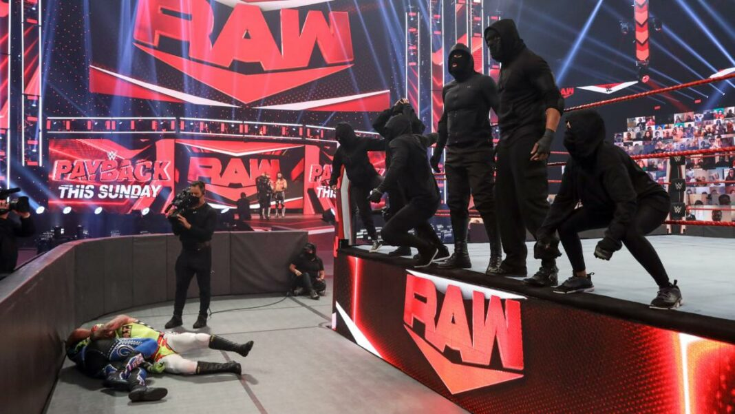 WWE Raw Preview and Predictions: August 31, 2020