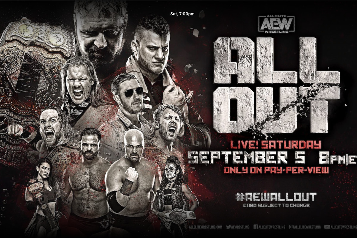 AEW ALL OUT 2020 Preview and Predictions