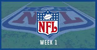 NFL Week One 2020 Preview and Predictions