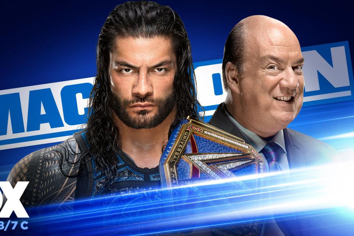 WWE Smackdown Preview and Predictions: September 4, 2020