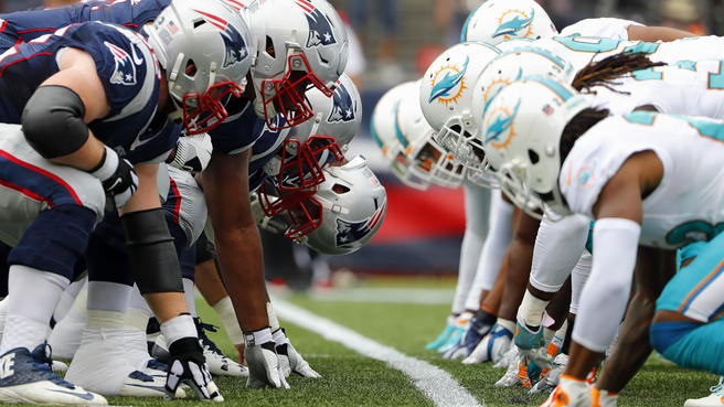 New England Patriots vs. Miami Dolphins-Game Day Preview: 12.20.2020