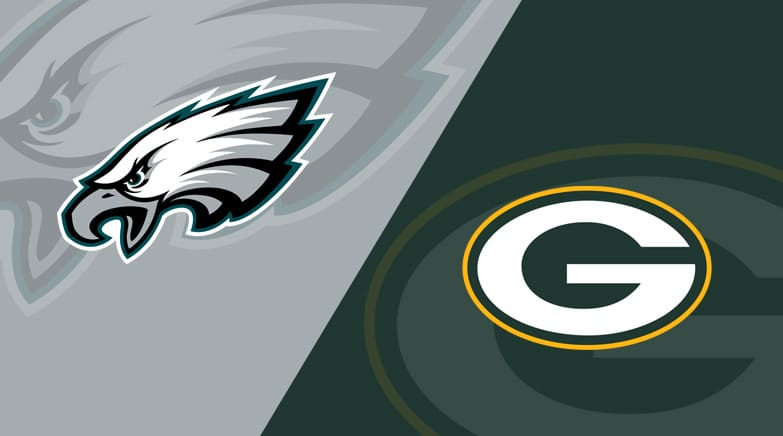Eagles Vs Green Bay Packers
