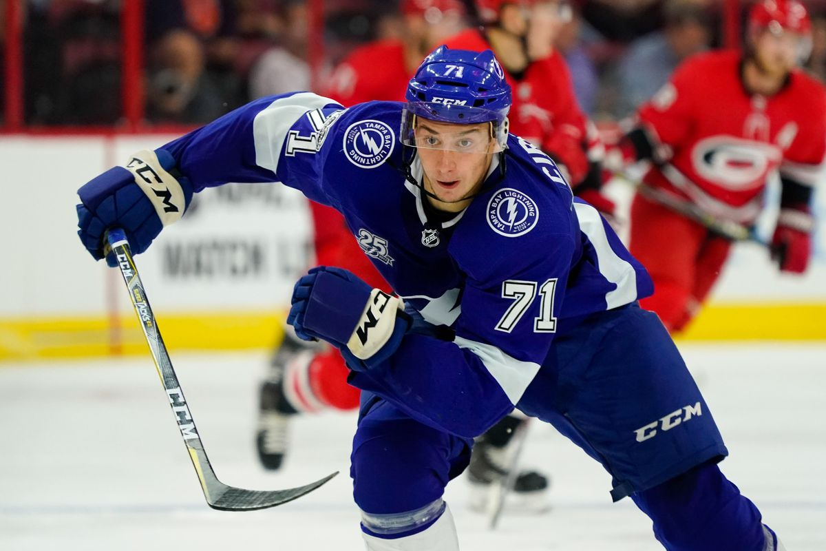 Anthony Cirelli Is A Prime NHL Offer-Sheet Candidate