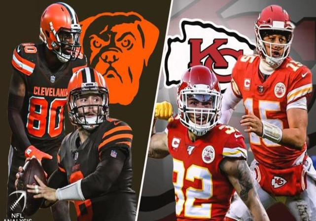 Cleveland Browns Vs Kansas City Chiefs-Game Day Preview: 01.17.2021