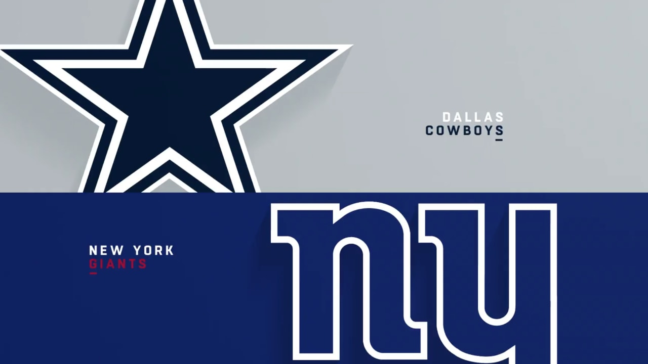 Dallas Cowboys Vs New York Giants-Game Day Preview: 01.03.2021
