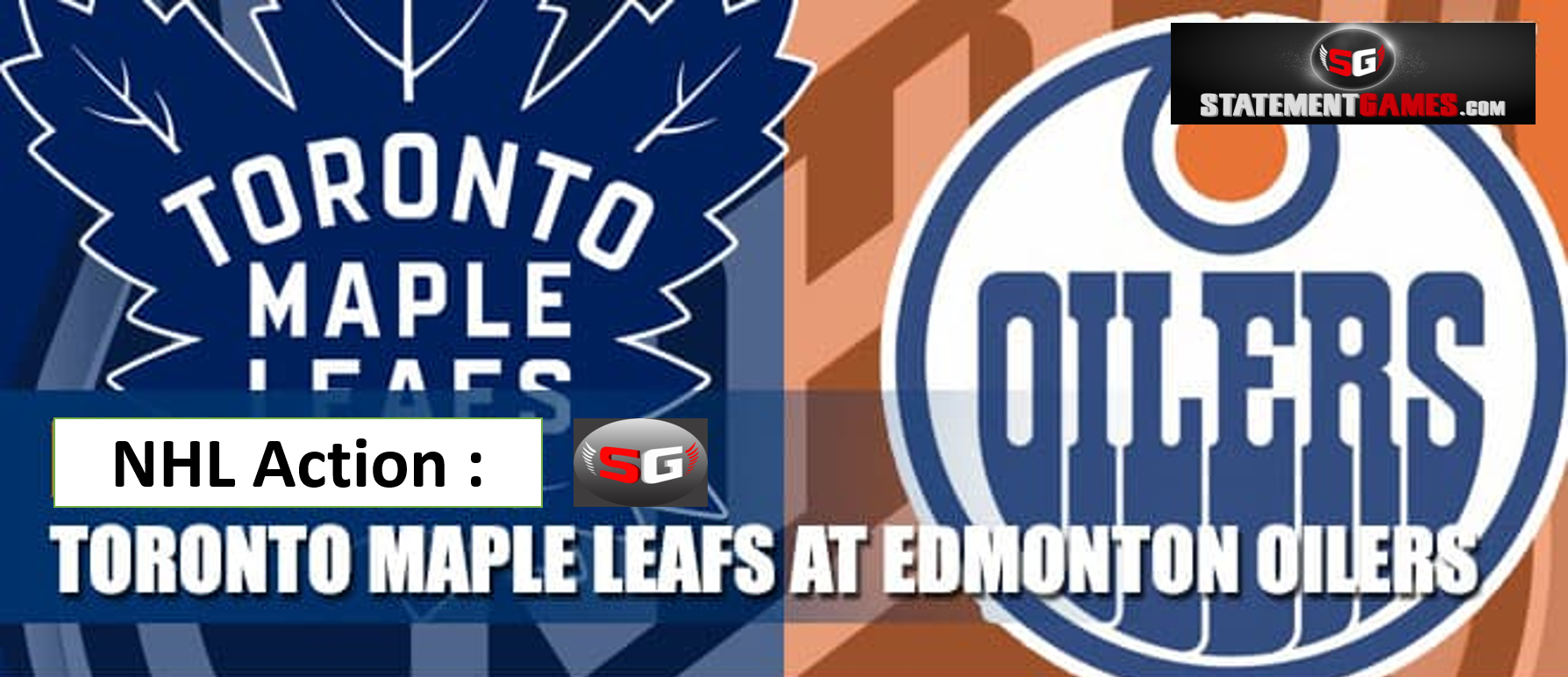 Toronto Maple Leafs Vs Edmonton Oilers – NHL Game Day Preview: 01.30.2021
