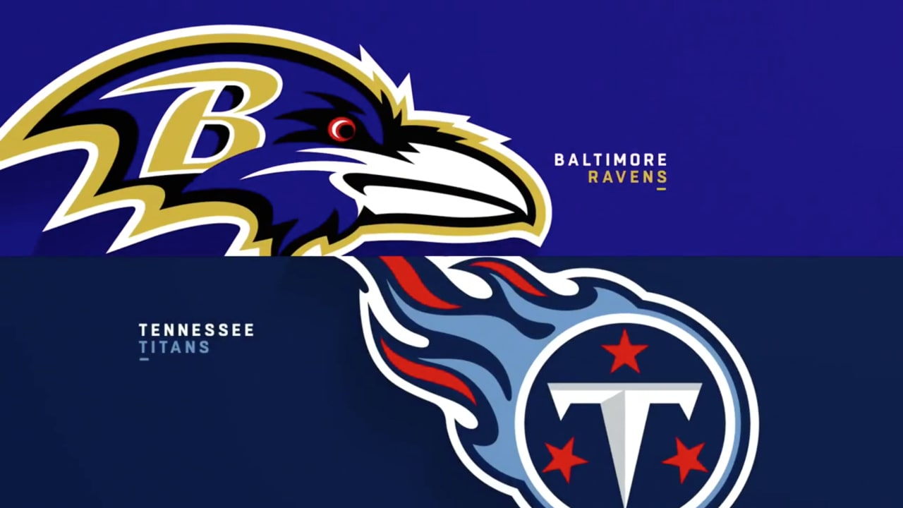 Baltimore Ravens Vs Tennessee Titans-Game Day Preview: 01.10.2021