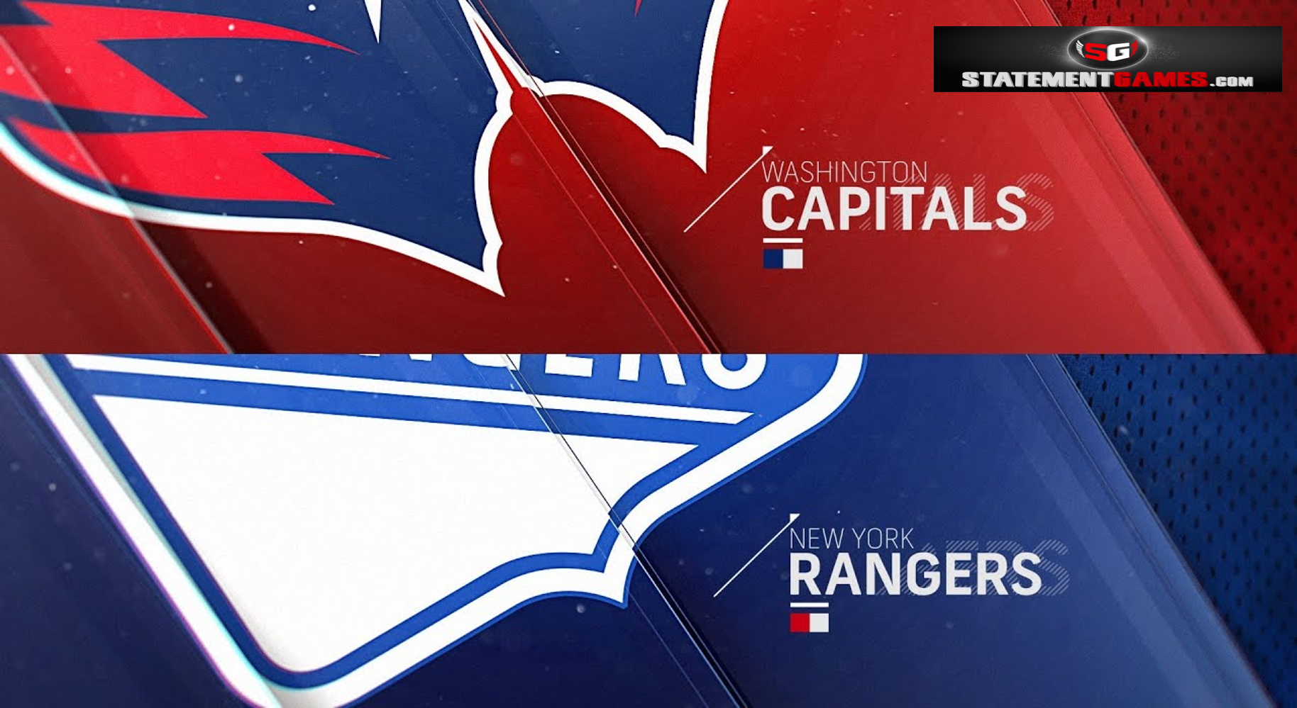 Washington Capitals Vs New York Rangers – NHL Game Day Preview: 02.04.2021