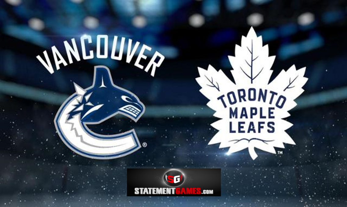 Vancouver Canucks Vs Toronto Maple Leafs – NHL Game Day PREVIEW: 02.06.2021