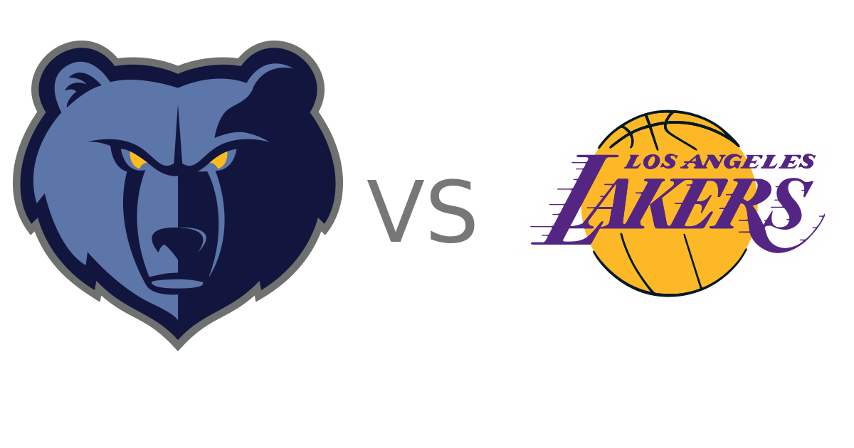Memphis Grizzlies Vs Los Angeles Lakers – NBA Game Day Preview: 02.12.2021