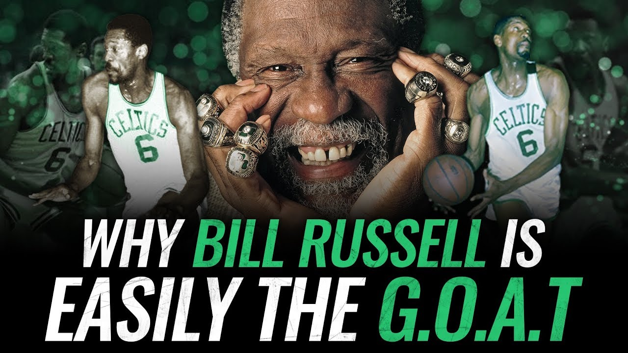 Who Is The GOAT (Greatest Of All Time) – Bill Russell