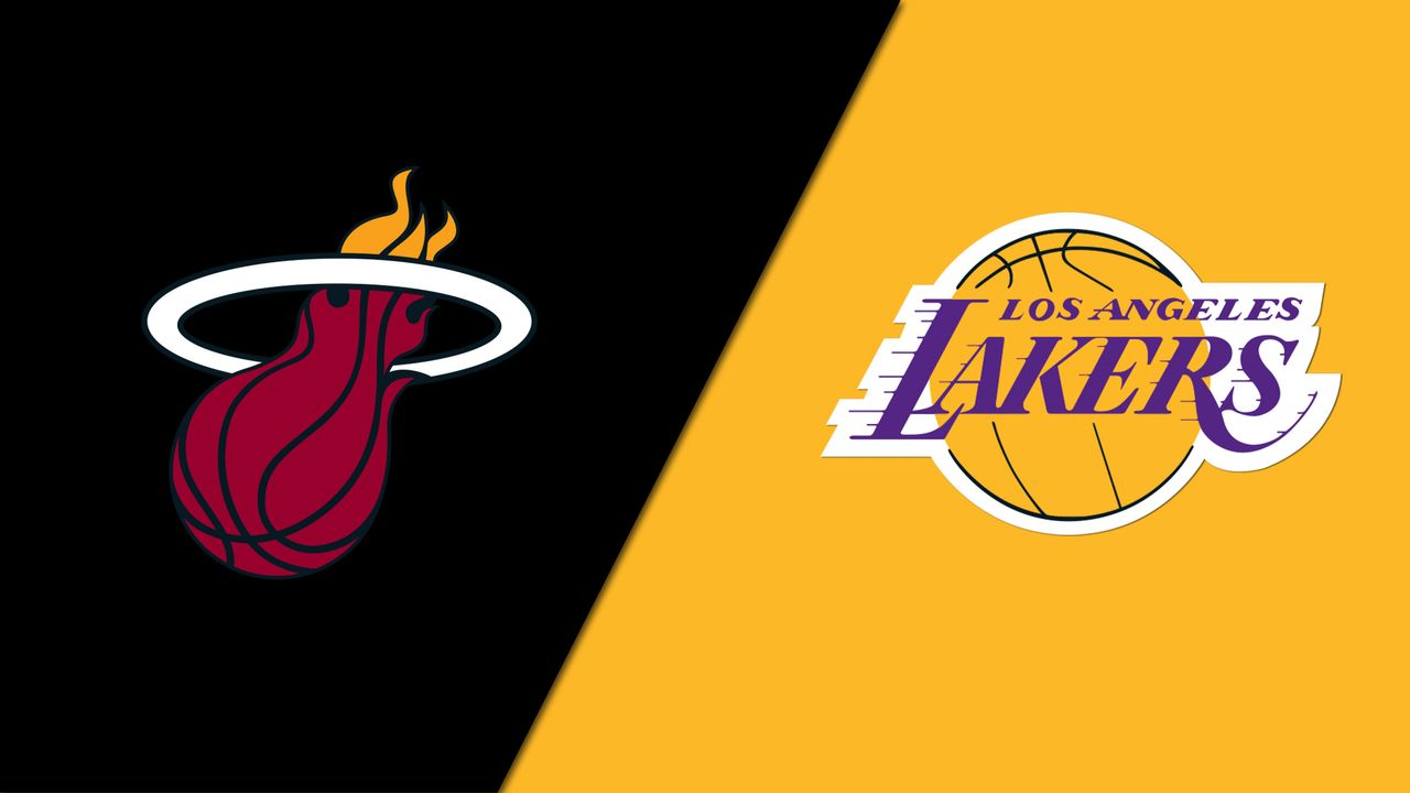 Miami Heat Vs LOS ANGELES LAKERS – Prime Time Events – NBA – Fantasy Sports Gaming Newsletter