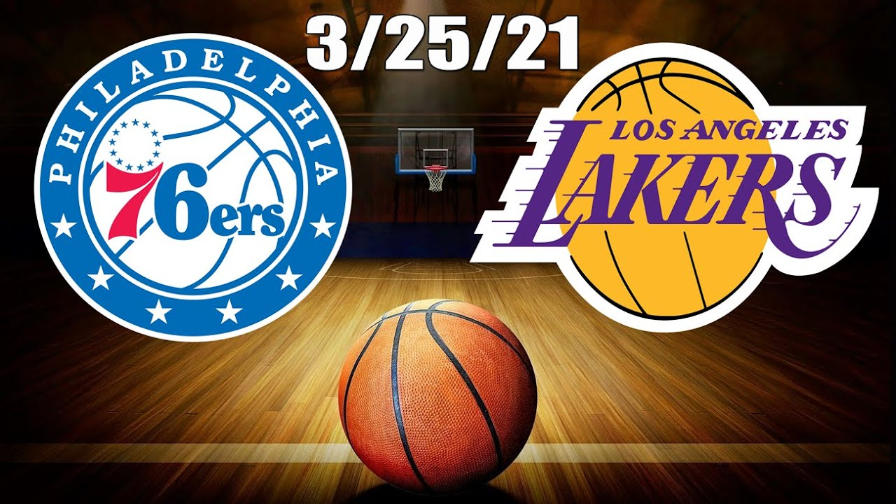 PHILADELPHIA 76ERS VS LOS ANGELES LAKERS – NBA GAME DAY PREVIEW: 03.25.2010