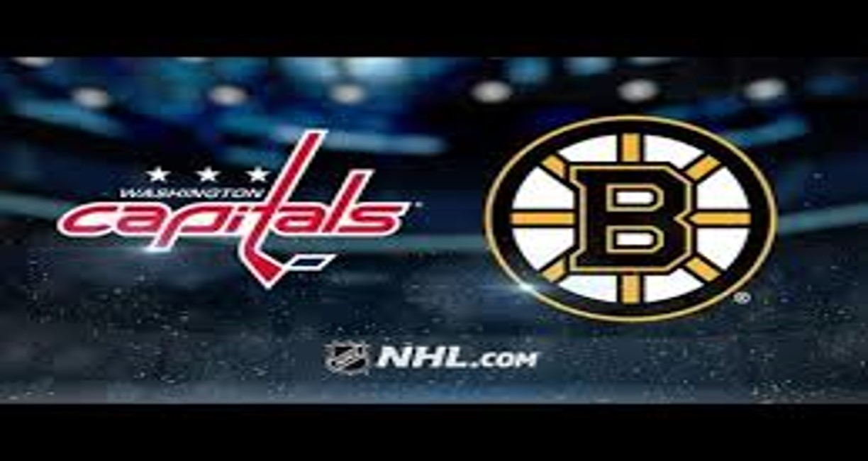 Washington Capitals Vs Boston Bruins – Game Day Preview: 03.03.2021