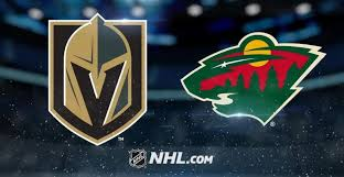 Vegas Golden Knights Vs Minnesota Wild – Game Day Preview: 03.10.2021